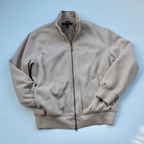 Tommy Hilfiger Other - Tommy Hilfiger Heavy Soft Zip up Jacket